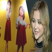 Chloe Grace Moretz 'Shocked And Appalled' At Marketing Ad Of Her New Film