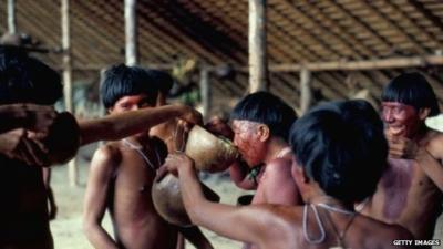 Last Rites in Yanomami