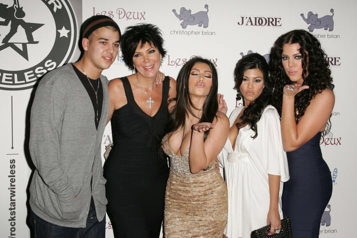 27. ...but FOUR amazing photos of the Kardashians from 2007. Oh, how times have changed!