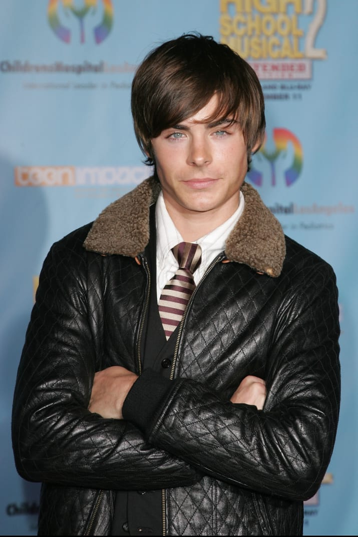 22. Especially for Zac Efron!