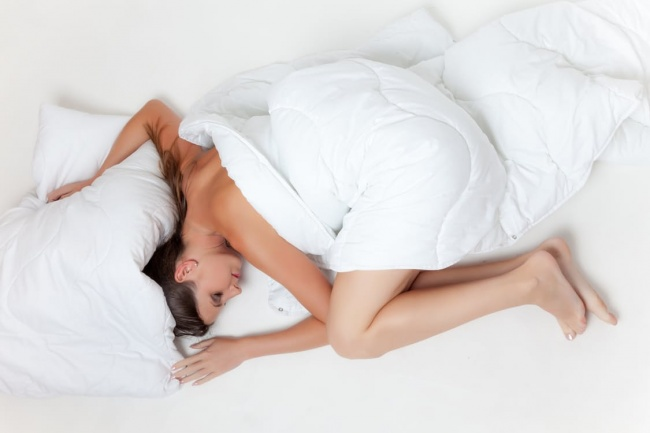 3. It helps you sleep better