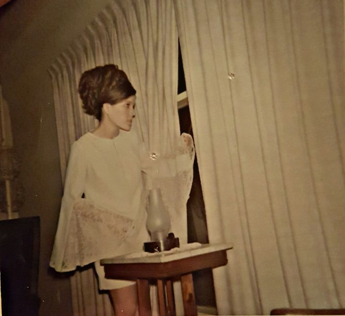#7 My Mom Looking For Her Prom Date In 1969