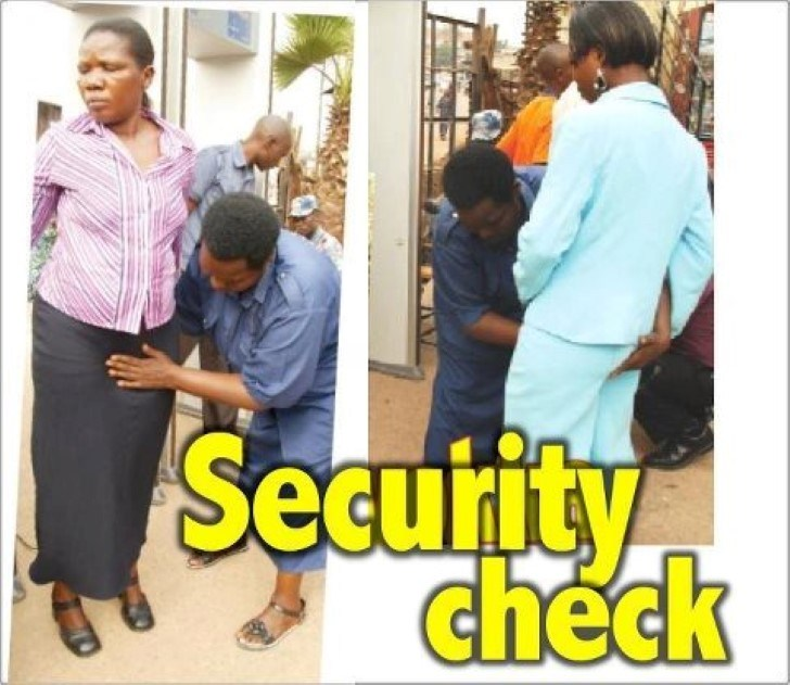 Is it just me or are these security checks getting more and more invasive?