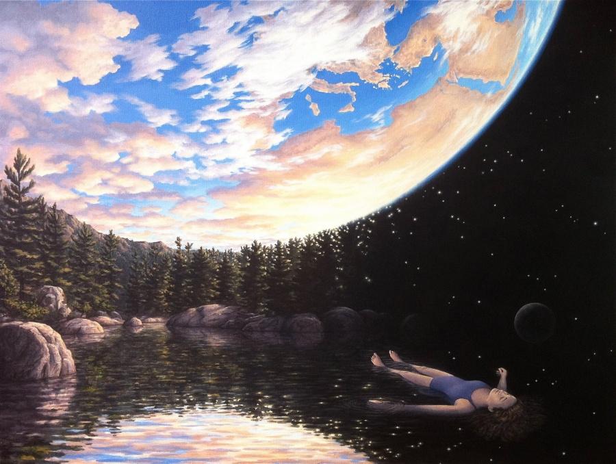 The Phenomenon of Floating