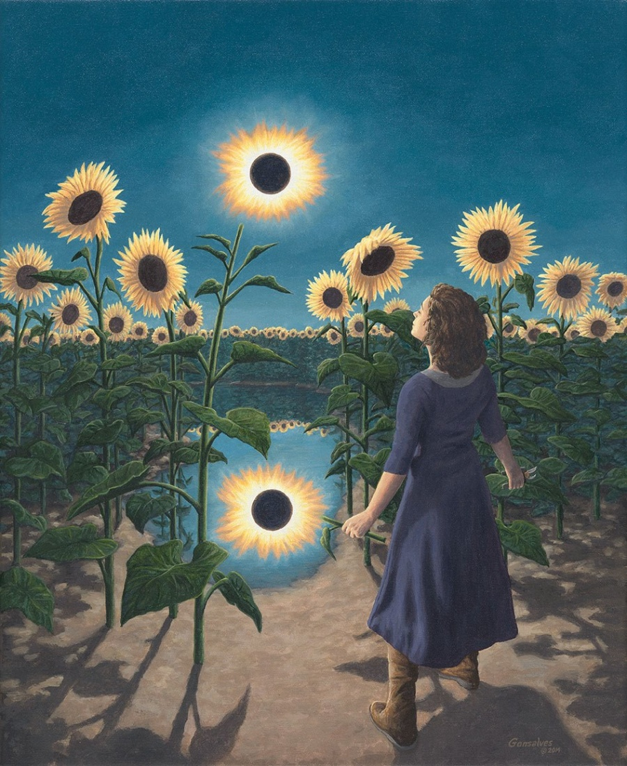 Flower Eclipse