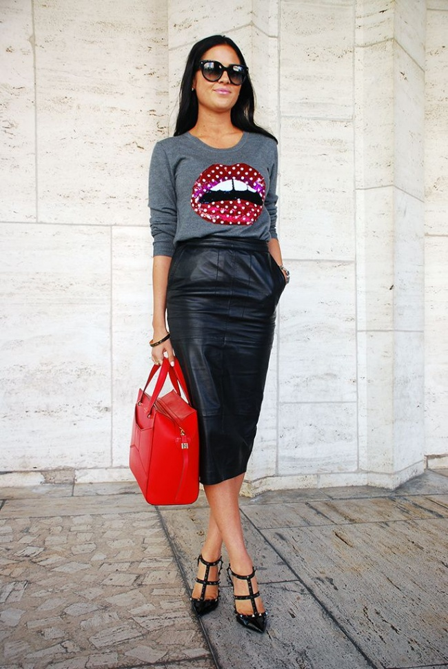 9.. Pencil skirts