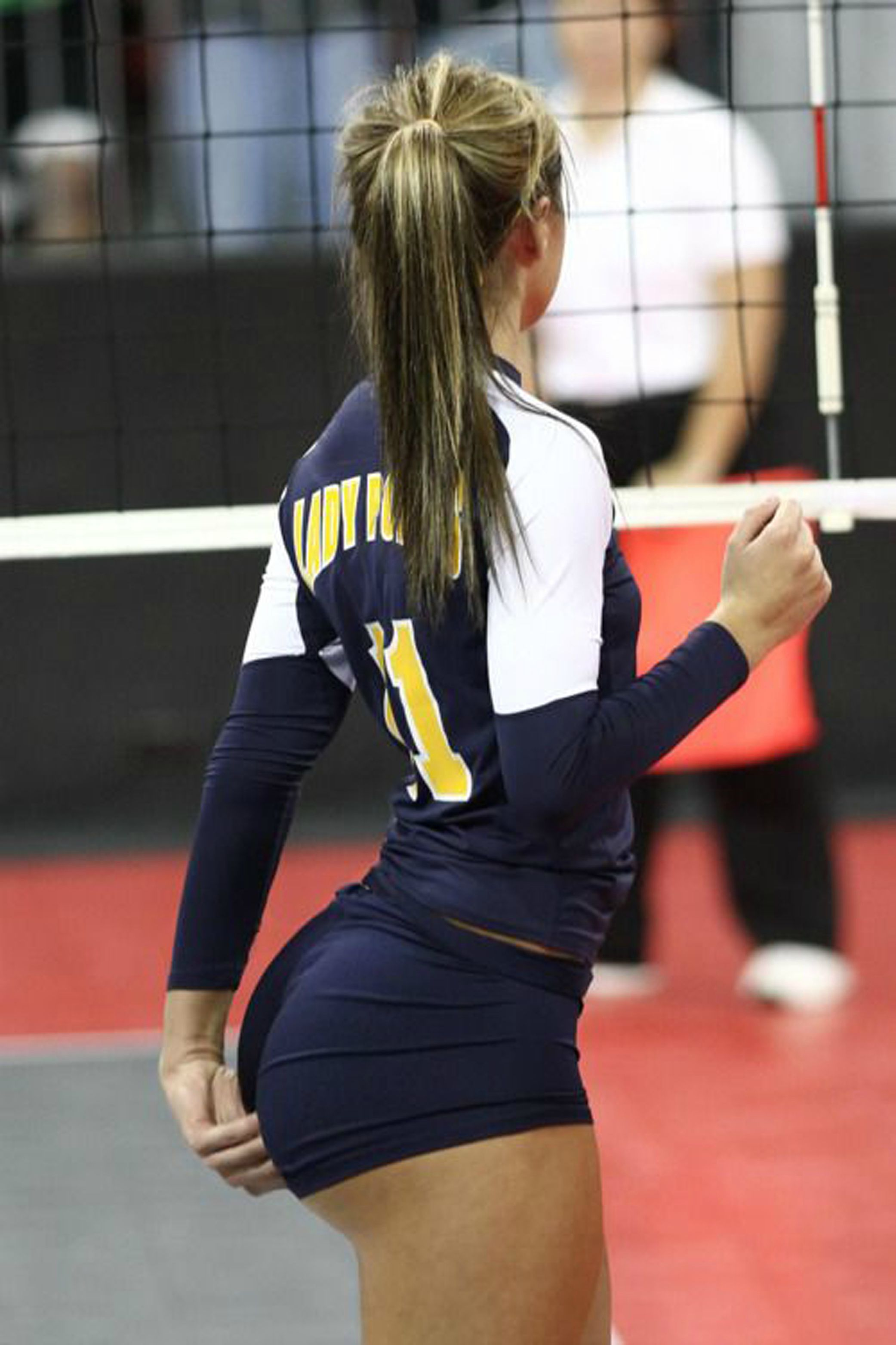 naked horny volleyball players spandex